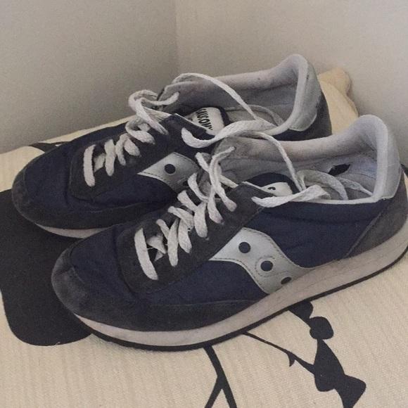 89374068 Saucony Shoes | Vintage Hornets Size 8 | Poshmark